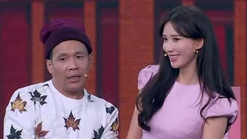 北京卫视2019春晚 林志玲宋小宝小品《心里有数》图片