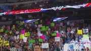 WWE TLC2009 DX vs 杰里秀 统一双打冠军赛
