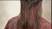 碎发又短又多就这样扎丸子头