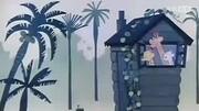 國產動畫的又一標志性片段,《白蛇:緣起》正片水墨特效