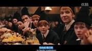哈利波特1(片段)魔法界富二代哈利火車上豪買零食