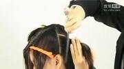 女生想剪一款修飾臉型的減齡小短發 發型師幫她實現了