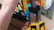 """《变形金刚》自制变身特效3D动画!""""大黄蜂"""""""