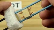 買到3.2V400AH磷酸鐵鋰電池4個拆箱,組裝12V400AH鋰電池組