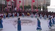 銀川舞之星廣場舞《康巴情》演示:冷雪