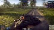 【戰爭雷霆】當你玩蘇系擁有了IS6重坦后會是怎么樣的感覺