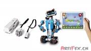 帶你試玩變形玩具系列超級戰隊元素合體機器人