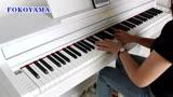 战狼2主题曲《风去云不回》FOKOYAMA电钢琴版