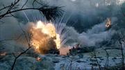 2004年上映,一部俄罗斯战争巨片,再现二战大规模战争!