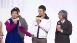 夫妻同臺秀恩愛!《妖鈴鈴》首映會孫怡董子健對望互動充滿小粉紅