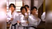 李連杰版《精武門》陳真和霍庭恩比武切磋精彩片段