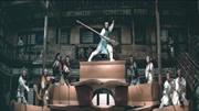 香港經典武俠動作大片《冷血十三鷹》,一招一式都是真功夫,過癮