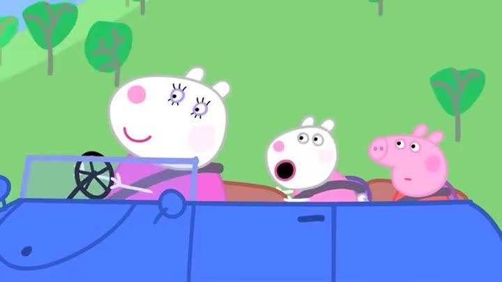 奔跑的小猪_qq1198图片