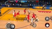 《NBALive09》心疼科比参加了如此多BUG的扣篮大赛,詹姆斯的超强