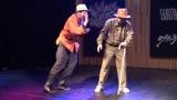 【舞蹈界一朵奇葩】搞笑舞團Funk Real Move用Trot音樂現場表演
