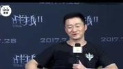 吴京《战狼2》对记者提出的无脑问题,怒怼看不惯个人英雄主义