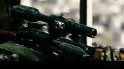 號稱特種部隊中的王牌的精英分隊, 被一個超神狙擊手全部干掉, 太水了《狙擊時刻》