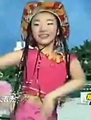 视频谣视频吉祥扬舞蹈杆图片