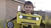 變形金剛大黃蜂的機械機甲