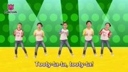 Tooty-ta Song _ Dance Along _ Pin...s for Children