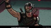 漫威英雄誰肌肉最大?他當屬第一,能輕松兩手舉起雷神+美隊!