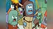 《巨人镇上》章鱼蜗牛人民哥抓住比基堡,被怪物的海绵袭击了宝宝霜过敏怎么办图片