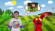 Old MacDonald Had A Farm Funny Fa...n English Kids