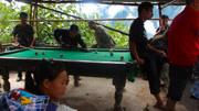 云南最偏遠的村落(上集):一個半小時的山路,村民搬臺球桌上山