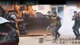 《战狼2》幕后拍摄花絮,都在拿命拍戏,全程高潮燃爆了