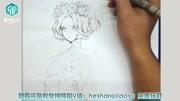 漫畫人物被日本漫畫家畫的這么可愛