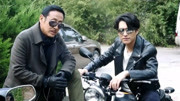 靳东对胡歌中肯的评价 ,一起拍戏每天很快乐