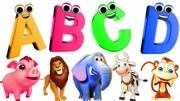 早教顏色認知 小猴子騎恐龍學習顏色和英語單詞吧