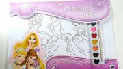 迪士尼公主認知 白雪公主 灰姑娘仙蒂 長發公主樂佩 美人魚愛麗兒