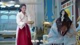 《九州天空城》張若昀蒙上眼睛和侍女玩,卻一把抱住了她!