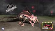 侏罗纪世界 乐高霸王龙偷吃鸡腿!