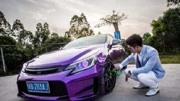 十年只改GTR!中國頂級改裝師是如何改車的?
