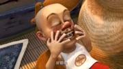 熊出没之夺宝熊兵,熊二谎称冰糖葫芦不好吃,结果自己却偷偷吃