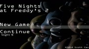 在弗雷迪的动画五夜:十月无帕克曼