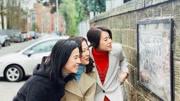 胡杏兒宣萱陳慧珊再聚首,TVB三大花旦同游英國!