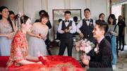 李瑞結婚視頻曝光場面浪漫,曾飾演《快樂星球》丁凱樂成為童星