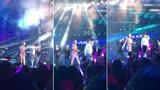羅志祥,迪麗熱巴在極限挑戰的公演上嗨歌熱舞!美呆了!
