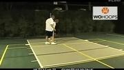 籃球教學:菱形上籃之反拉胯下身前虛晃平步假動作x投籃!