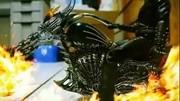 惡靈騎士VS毒液,我賭一包辣條惡靈騎士贏!