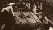 千年古墓挖掘過程中因發現進水險遭放棄,最終挖出絕世國寶