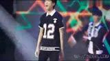 【TFBOYS】140709少年中国强 heart 表演部分focus凯源