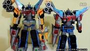 【假面小王】空间巨神战击队2雾战位武器超级星蛟刃
