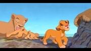 神還原《獅子王》的經典片段
