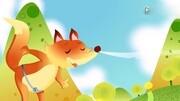 【世界童話全集】列那狐偷魚【法國】