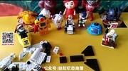 玩具总动员之喜洋洋手工拼插航天飞机积木_喜洋洋手工拼插航天飞