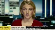 巴黎危機,艾爾巴在街頭狂飆車,只為躲避犯罪團伙的追殺